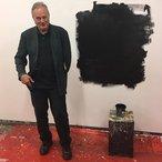 Mike Parr Towards a Black Monochrome 2018