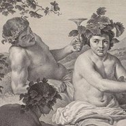 Image: Manuel Salvador Carmona after Diego Velázquez The drunkards or The triumph of Bacchus 1793 (detail) print © The Trustees of the British Museum