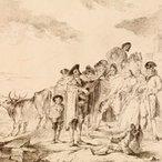 Image: Francisco de Goya The blind guitarist 1778 (detail) print © The Trustees of the British Museum