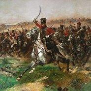 Image: Edouard Detaille Vive L'Empereur 1891 (detail)