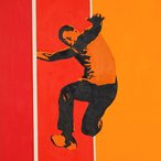 Image: Rosalyn Drexler Race for Time 1964 (detail), Hirshhorn Museum and Sculpture Garden, Smithsonian Institution, Washington, DC, gift of Joseph H Hirshhorn, 1966 © Rosalyn Drexler. Licensed by ARS/Viscopy, Sydney