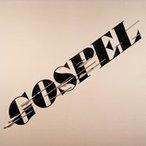Image: Edward Ruscha Gospel 1972 (detail)