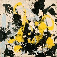 Image: Jackson Pollock No 22 1950 (detail), Philadelphia Museum of Art, The Albert M Greenfield and Elizabeth M Greenfield Collection, 1974 © Jackson Pollock. ARS, Licensed by Viscopy