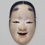 Image: Nō mask Ko-omote, Edo period, 17th century, National Noh Theatre