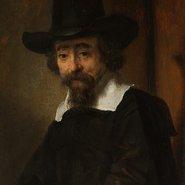 Image: Rembrandt Portrait of Dr Ephraim Bueno (1599-1665) 1646–47 (detail), Rijksmuseum