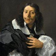 Image: Karel Dujardin Self-portrait 1662 (detail), Rijksmuseum