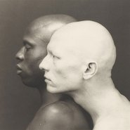 Image: Robert Mapplethorpe Ken Moody and Robert Sherman 1984 from the exhibition Robert Mapplethorpe: the perfect medium © Robert Mapplethorpe Foundation. Used by permission