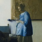 Image: Johannes Vermeer Woman reading a letter c1663 (detail), Rijksmuseum, on loan from the City of Amsterdam (A van der Hoop Bequest)