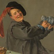Image: Judith Leyster The jolly drinker 1629 (detail), Rijksmuseum, purchased with the support of the Vereniging Rembrandt