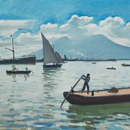 Image: Albert Marquet The Bay of Naples 1909 (detail) The State Hermitage Museum, St Petersburg