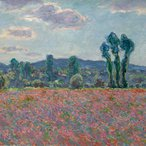 Image: Claude Monet Poppy field 1890-91 (detail). The State Hermitage Museum, St Petersburg.