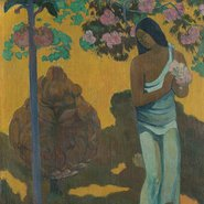 Image: Paul Gauguin Month of Mary (Te avae no Maria) 1899 (detail), The State Hermitage Museum, St Petersburg