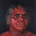 Image: David Darcy Tjuparntarri – women's business (detail), Archibald Prize 2019 finalist