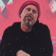 Image: Adam Norton David Griggs, outta space (detail), Archibald Prize 2019 finalist