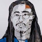 Image: Jasper Knight Jason Phu (detail), Archibald Prize 2019 finalist