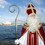 Image: Sinterklaas in Sydney. Photo by Judith Bogaardt