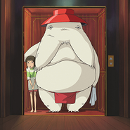 Image: Still from Spirited away. Courtesy Madman Entertainment.