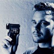 Image: Mervyn Bishop Warwick Thornton on the set of 'Payback' 1996 (detail) © Mervyn Bishop