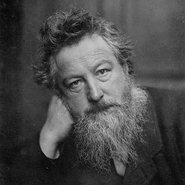Image: William Morris. Photo GL Archive / Alamy Stock Photo
