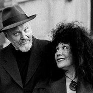 Image: Joy Yates and Dave MacRae