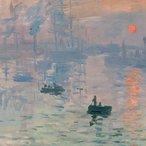 Image: Claude Monet Impression, sunrise (Impression, soleil levant) 1872 (detail) Musée Marmottan Monet, Paris © Christian Baraja SLB