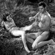 Image: Still from Tarzan and his mate