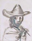 Le jeune peintre (The young painter) 1972