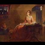The Sempstress 1846