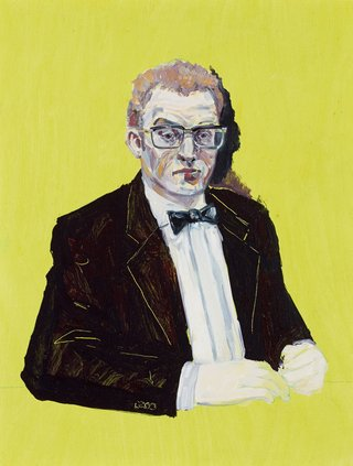 AGNSW prizes Samuel Rush Condon What I would look like if I was John Safran, from Archibald Prize 2014