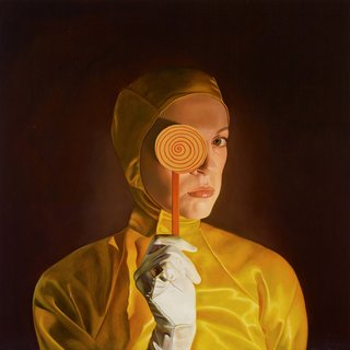 AGNSW prizes Rebecca Hastings The onesie, from Archibald Prize 2014