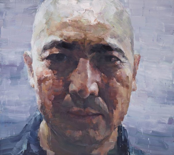 AGNSW prizes Qiang Zhang Here, from Archibald Prize 2014