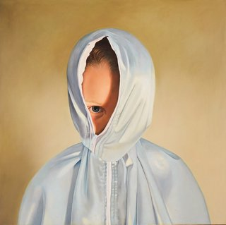 AGNSW prizes Rebecca Hastings The hoodie (his), from Sir John Sulman Prize 2014
