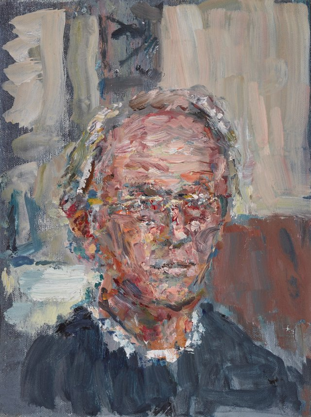 Self-portrait at 60