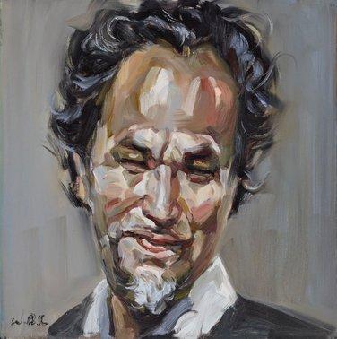 The artist ‒ self-portrait no 6
