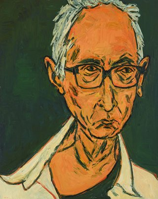 AGNSW prizes Tony Costa David Fairbairn, from Archibald Prize 2015