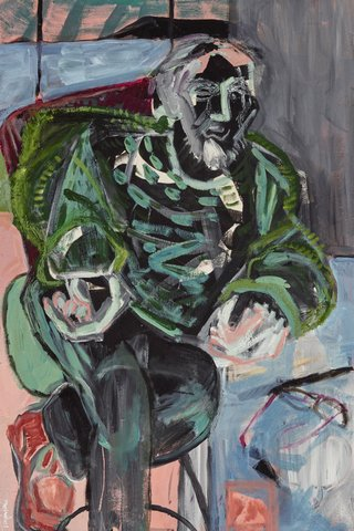 AGNSW prizes Tanja Karl Laurie, from Archibald Prize 2015