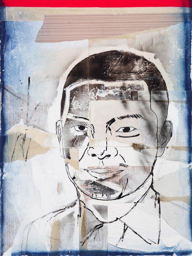 The portrait of Doctor Dick Quan