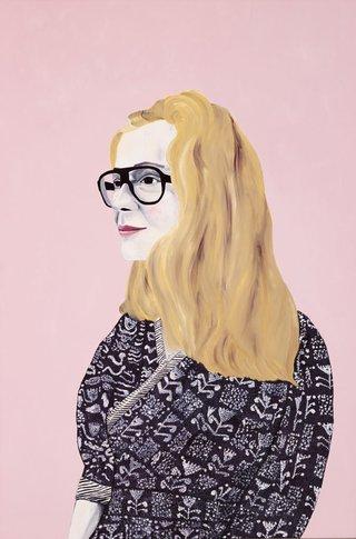 AGNSW prizes Sally Ross Eva, from Archibald Prize 2015