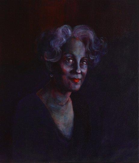 AGNSW prizes Mirra Whale Elizabeth, from Archibald Prize 2015