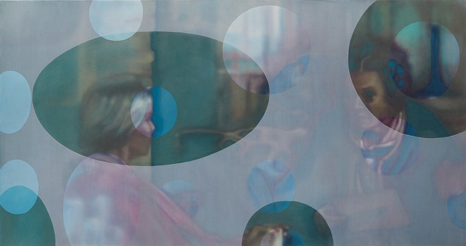 AGNSW prizes Bridget Dolan I see you, from Sir John Sulman Prize 2015
