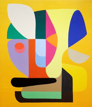 AGNSW prizes Stephen Ormandy Attention seeker, from Sir John Sulman Prize 2015