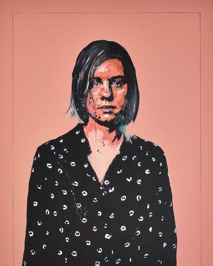 AGNSW prizes Benjamin Aitken Natasha, from Archibald Prize 2018