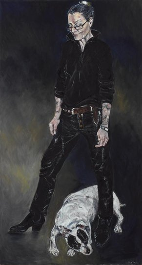 AGNSW prizes Sue Taylor eX and reg, from Archibald Prize 2007