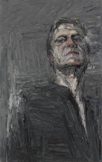 AGNSW prizes Jun Chen Joe Furlonger, from Archibald Prize 2006