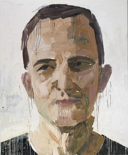 AGNSW prizes Zhong Chen Nicholas Harding, from Archibald Prize 2008