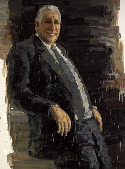 AGNSW prizes Kordelya Zhansui Chi Mr Walker, from Archibald Prize 2010