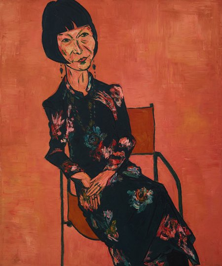 AGNSW prizes Tony Costa Claudia Chan Shaw, from Archibald Prize 2018