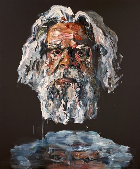 AGNSW prizes Anh Do JC, from Archibald Prize 2017