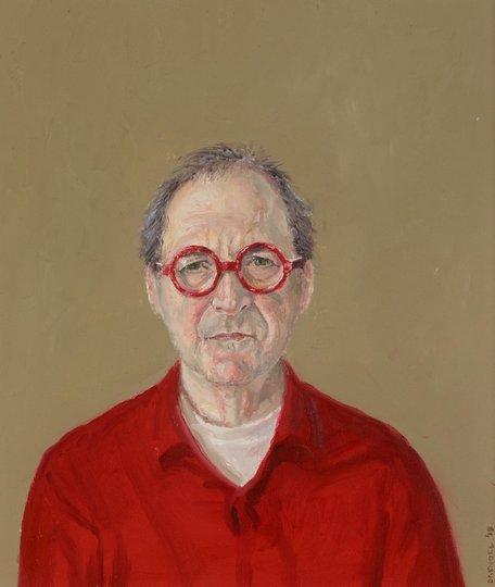 AGNSW prizes Graeme Drendel Portrait of Michel, from Archibald Prize 2018