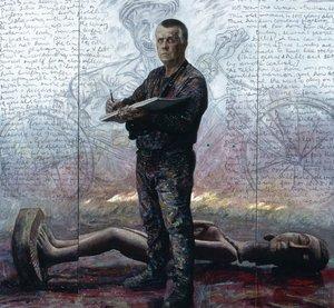 Eyewitness (portrait of George Gittoes AM)